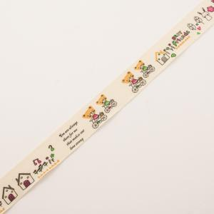 "Ribbon ""Best Friends"" 2cm"