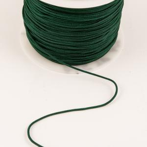 Komboloi Cord Cypress Green (1.5mm)