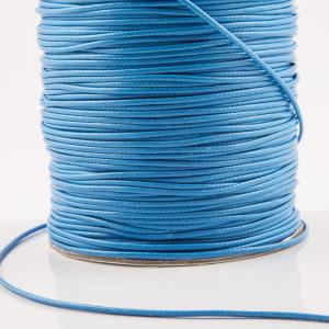 Waxed Linnen Cord Turquoise 1.5mm