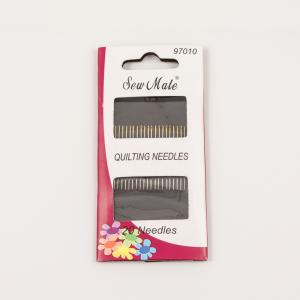 Quilting Needles (20pcs)