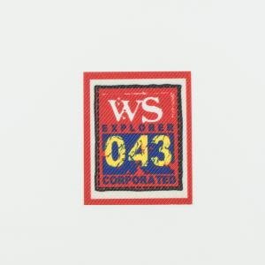 "Iron-On Patch ""WS Explorer"""