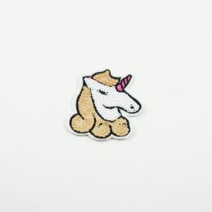 Patch Unicorn Sequins
