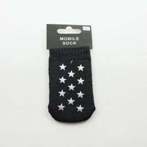 "Mobile Phone Case ""Black Sock"""