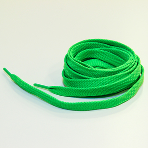 Shoe Laces Green (120cm)
