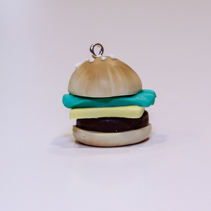 Hamburger Φίμο (2.5x2cm)
