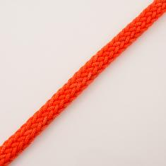 Knitted Cord Coral 12mm