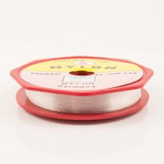 Fishing Line Transparent (0.40mm)