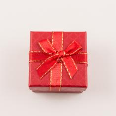 Gift Box Red 5x3.5cm