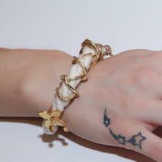 Bracelet Cotton Chain