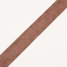 Jute Ribbon Brown 3.8cm