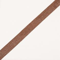 Jute Ribbon Brown 2.3cm