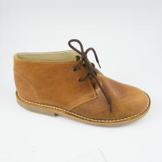 Men's Leather Boots Tan