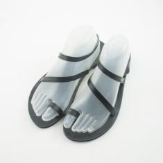 "Leather Sandal ""Helen"" lack"