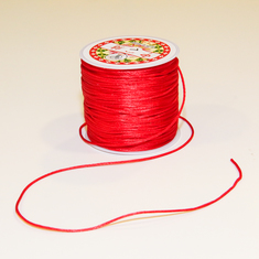 Flush Cord Red (80cm)