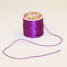 Flush Cord Purple (80cm)