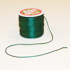 Flush Cord Cypress Green (80cm)