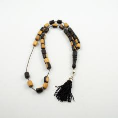 Worry Beads Ebony Two Color
