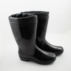 Black Galoshes