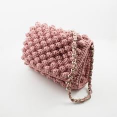 Knitted Bag Rotten Apple