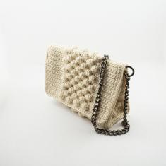 Knitted Bag Ivory