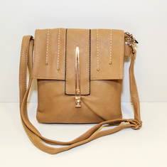 Women's Purse Light Tan (24x22cm)
