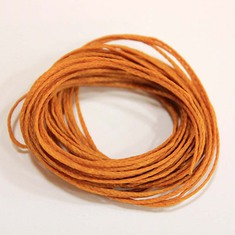 "Waxed Cotton Cord ""Croque"" (5m)"
