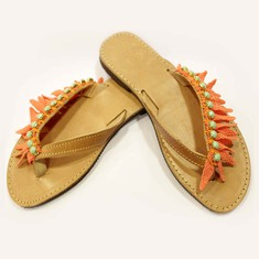 "Flip Flops ""Indian Style"""