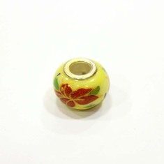 """Pandora"" Bead Yellow"