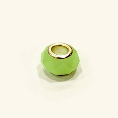 """Pandora"" Bead Bright Green"