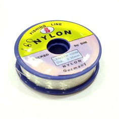 Fishing Line Transparent (0.35mm)