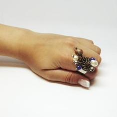 "Ring ""Pearl"""