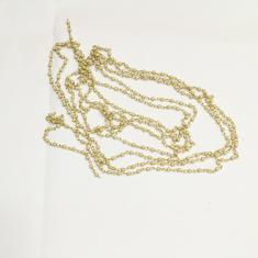 "Rosary ""Beige Beads"" (4mm)"