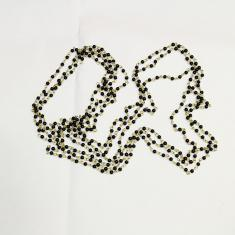 "Rosary ""Black Beads"" (4mm)"