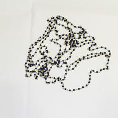 "Rosary ""Blue Beads"" (4mm)"