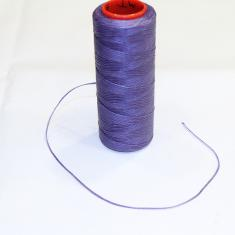 Waxed Cotton Cord Lilac 100m